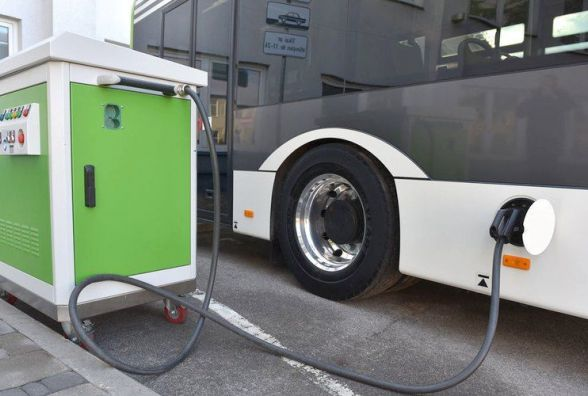 Житомиряни зможуть безкоштовно покататися на перших електробусах
