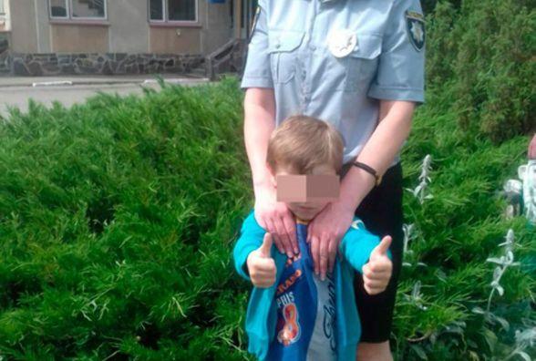 У Житомирі поліція кілька годин шукала маму 5-річного хлопчика, який загубився