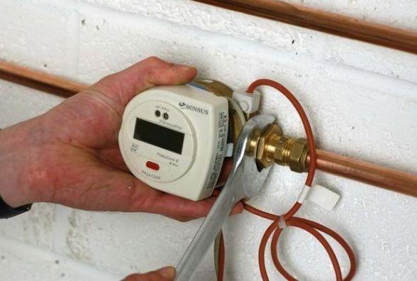 До кінця року 75% будинків області будуть оснащені тепловими лічильниками