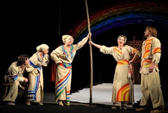 Житомирський драмтеатр виборюватиме звання найкращого на всеукраїнському  фестивалі