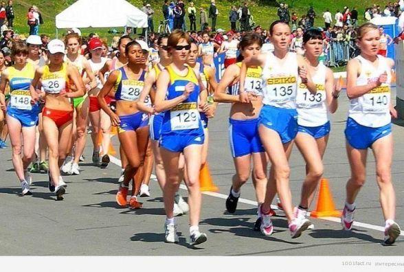 Спортсменка з Житомирщини стала найкращою на чемпіонаті України зі спортивної ходьби