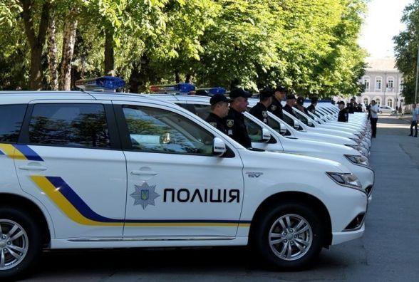 Поліцейські Житомирщини отримали нові службові автівки
