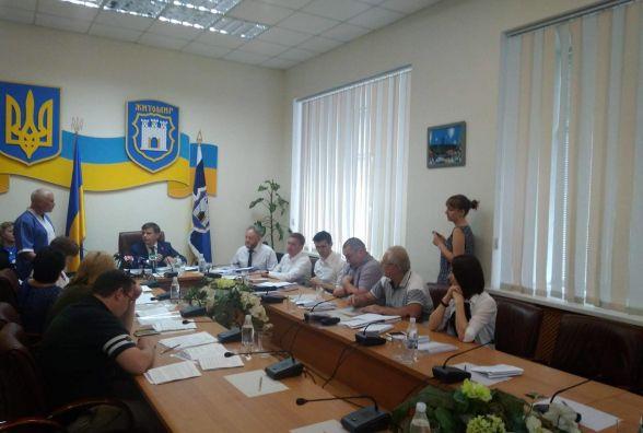 Мер Житомира запропонував головному архітектору міста піти у відставку