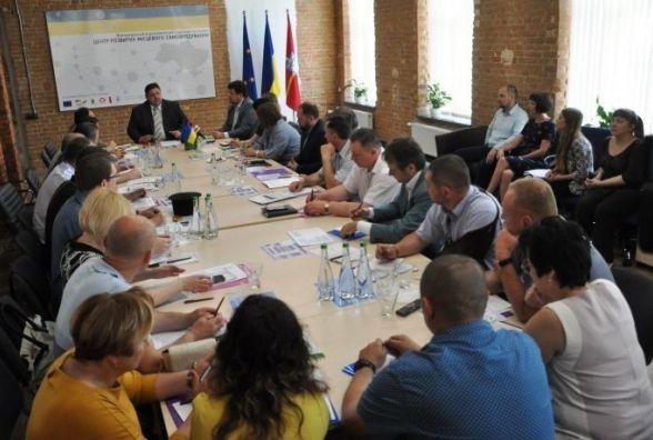 Розвитком громадянського суспільства в області займатиметься новостворена координаційна рада
