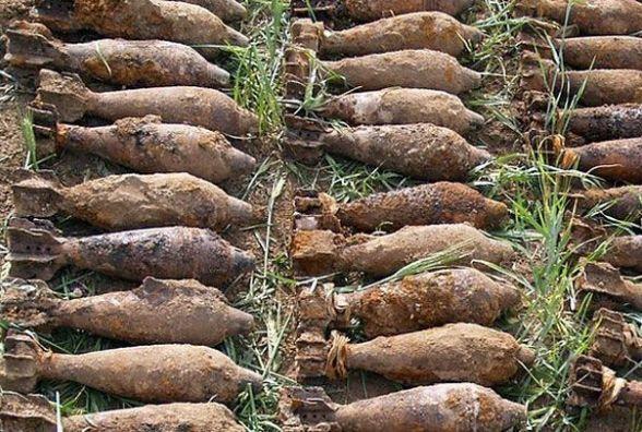 Цілий арсенал боєприпасів знайдено у Житомирі