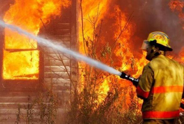 Коротке замкнення спричинило пожежу в оселі