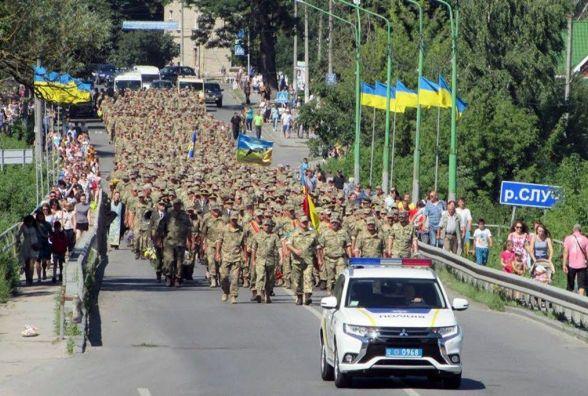 30 окрема механізована бригада повернулася додому