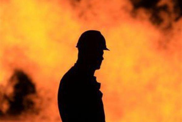У Бердичеві вогнеборці попередили пожежу на території сміттєзвалища