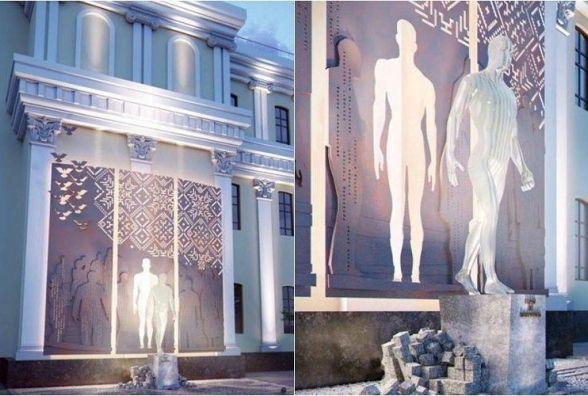 На пам'ятник Героям Небесної Сотні у Житомирі міськрада виділить 250 тис.  грн