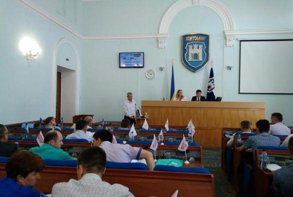 Під час сесії міськради депутати оновили склад виконкому
