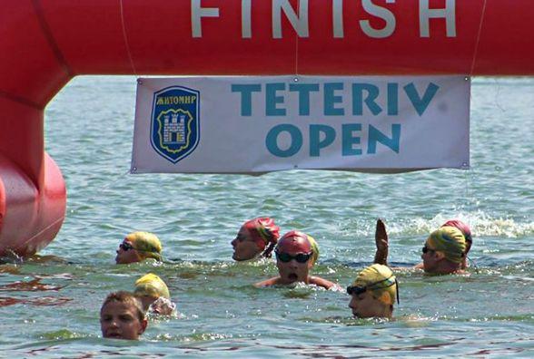 """Цієї суботи у Житомирі відбудуться змагання з плавання у відкритій воді """"TETERIV OPEN"""""""