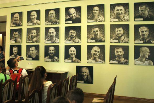 У Житомирі триває виставка «Якби не війна»