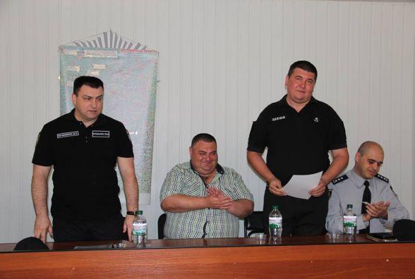 В Олевському відділенні поліції - новий очільник