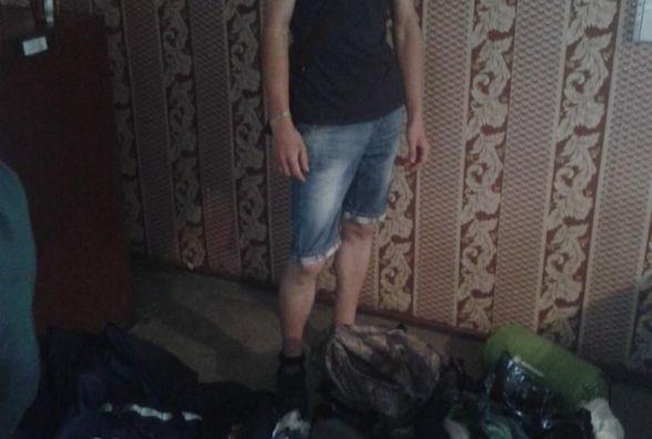 Житомирські прикордонники затримали двох сталкерів з Литви