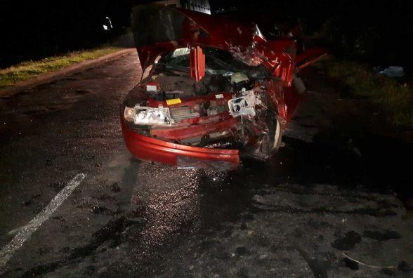 На Житомирщині зіштовхнулися два легковики: одна людина загинула, троє - травмовані