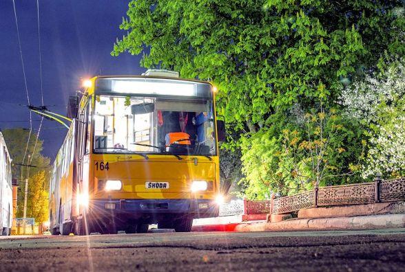 Дмитро Ткачук: «Проблема нічних тролейбусів у Житомирі – брак водіїв»