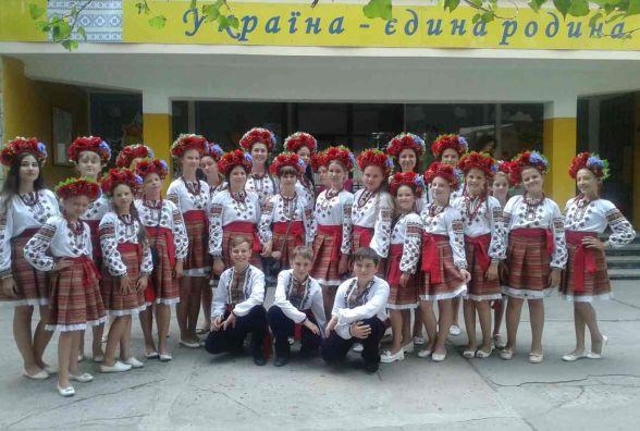 Житомирський дитячий хор «Gloria» посів перше місце на  Міжнародному конкурсі-фестивалі