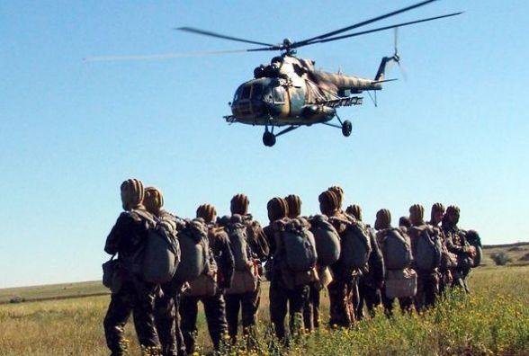 Сьогодні - Де́нь високомобільних десантних військ