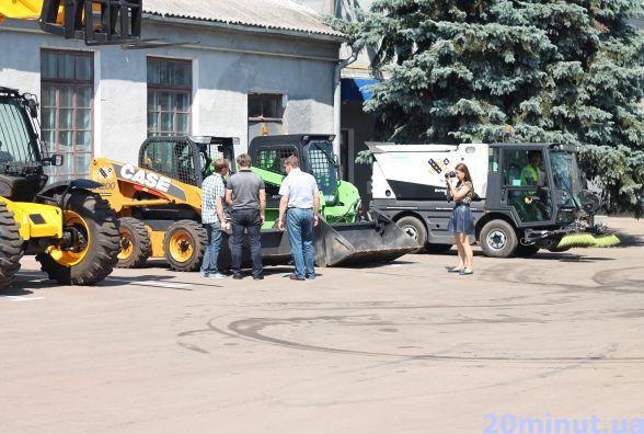 Житомир витратив 16, 5 млн грн на чисті вулиці