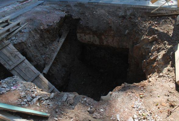 Підземелля у Житомирі на Великій Бердичівській планують відкрити до Дня міста