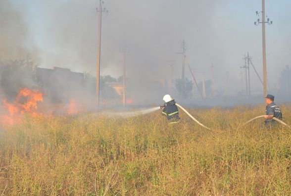 Служба порятунку закликає не провокувати пожежі у екосистемах