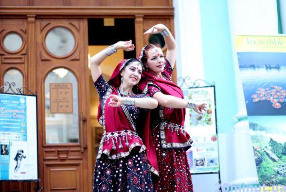 У Житомирі відзначили день індійської культури та мистецтва. Фоторепортаж