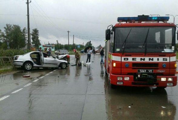 Моторошна ДТП на Житомирщині: загинуло двоє людей