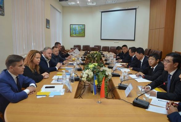 Житомир і китайське місто Дачжоу встановлюють дипломатичні відносини