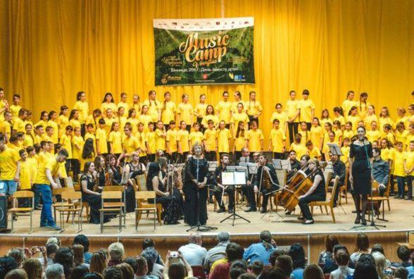 У Житомирі відбувся гала-концерт учасників 5-денного «Music Camp International»