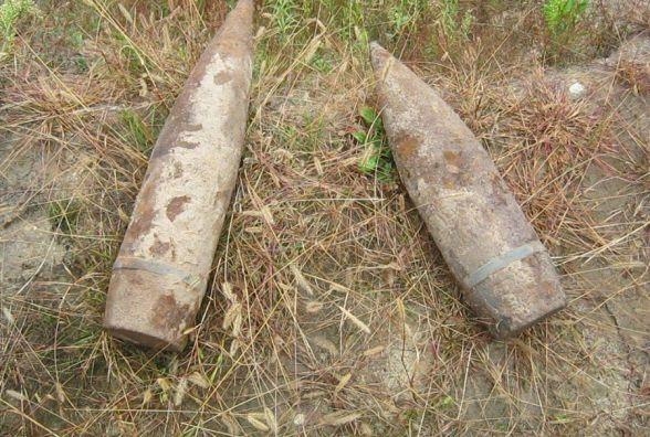 Піротехніки знищили боєприпаси часів минулих війн