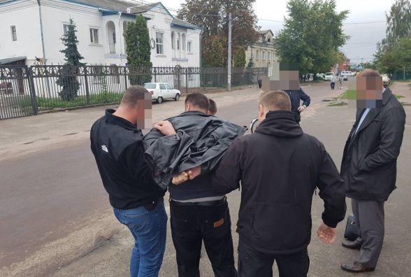 У Бердичеві на хабарі затримали майора поліції