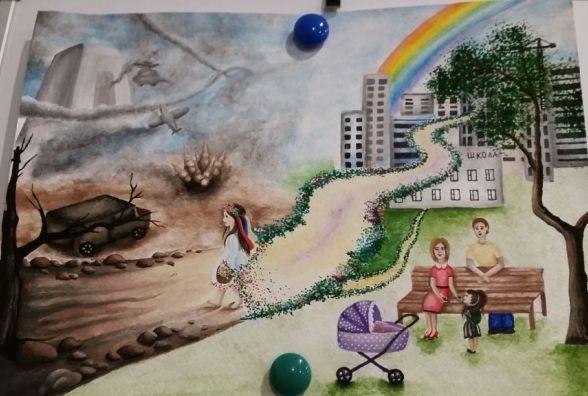 """У Житомирі відкриють міжнародну виставку дитячих робіт """"Мій край - мій дім"""""""