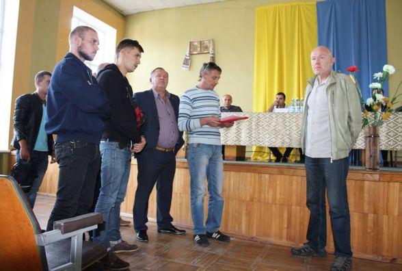 АТОвці Житомирщини підозрюють керівництво Держгеокадастру у зловживанні службовим становищем