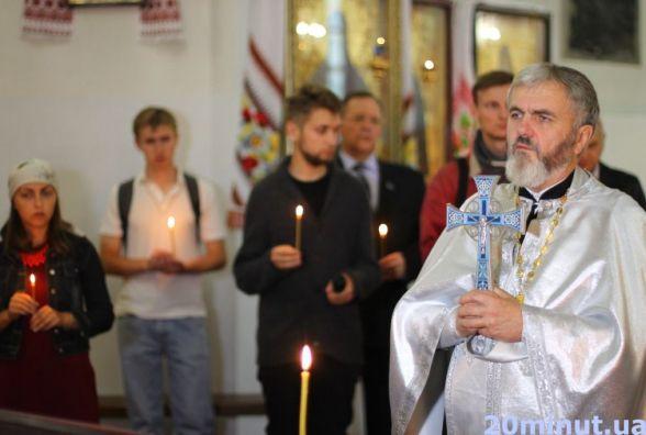 У Житомирі молилися за загиблих журналістів