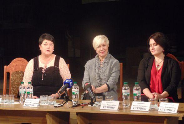 Новий сезон у Житомирському театрі  відкриють святковим дійством «ГРА-а-а-а-АЛЬ Натхнення»