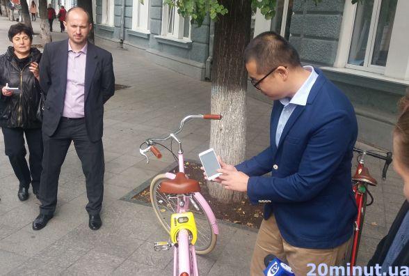 У Житомирі з`явиться унікальна система велопрокату