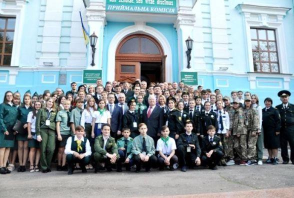 У Житомирі відбудеться Всеукраїнський злет шкільних лісництв