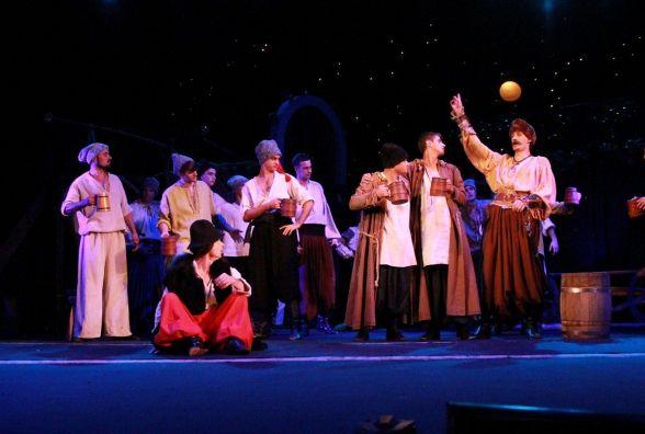 Житомирський облмуздамтеатр відкрив 74-й театральний сезон