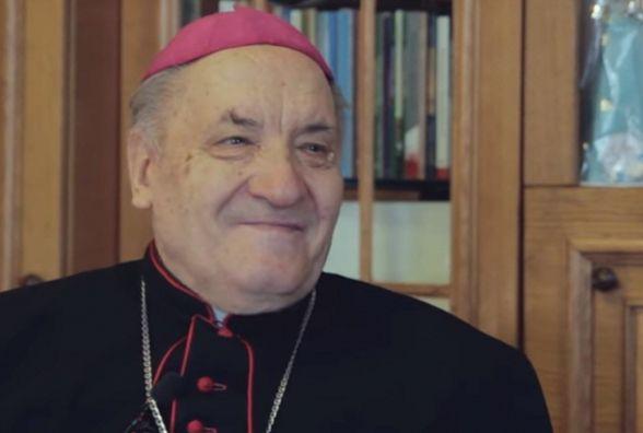 Єпископа Яна Пурвінського нагородили відзнакою «За заслуги перед містом І ступеня»
