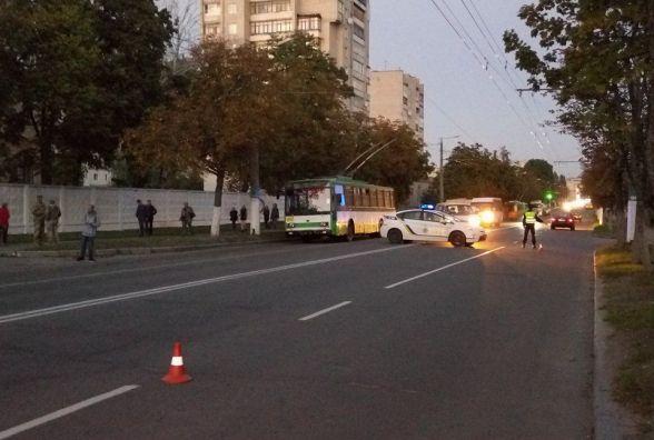 На пішохідному переході, на якому вчора збили трьох підлітків, може з`явитися світлофор