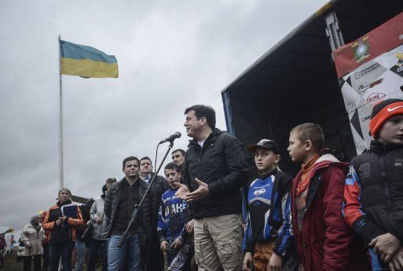У Житомирському районі пройшли всеукраїнські змагання з мотокросу імені С.П. Корольова