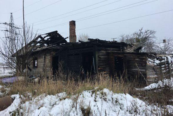 На пожежі загинуло двоє дітей