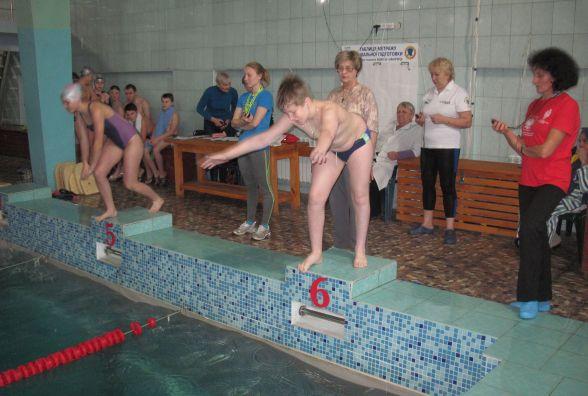 «ІНВАСПОРТ» провів  Кубок Житомирської області з плавання