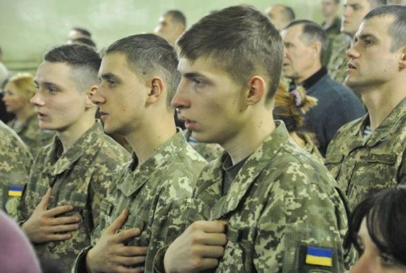 Сьогодні вітали військовослужбовців області