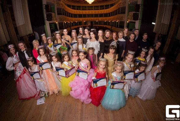 """Найпрестижніший конкурс нашого міста """"Міні Міс Житомир 2017"""" пройшов на найвищому рівні!"""