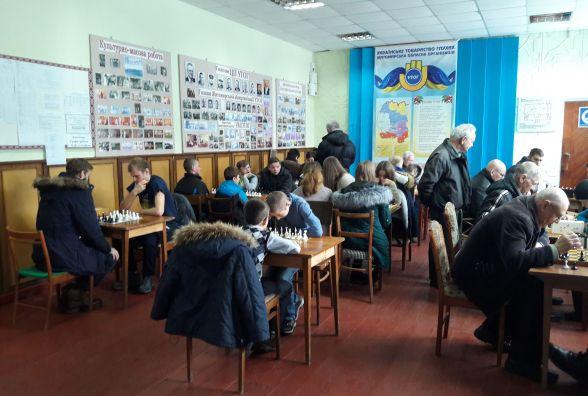 Пройшов відкритий чемпіонат м. Житомира з шахів серед дітей та осіб з обмеженими фізичними можливостями