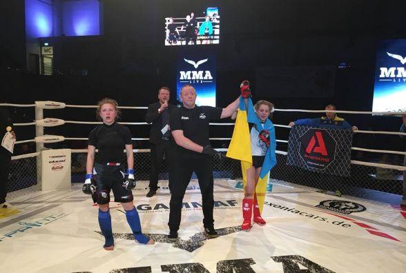 Житомирянка виграла чемпіонат Європи