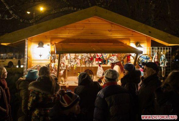 Як Житомир святкуватиме Різдво і Новий рік