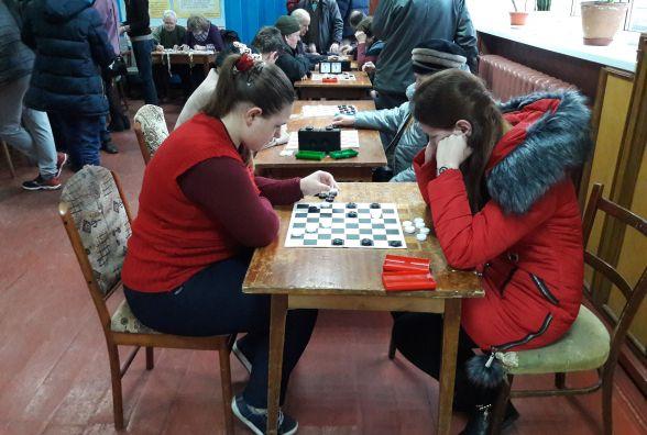 У Житомирі пройшов  відкритий чемпіонат міста з шашок серед дітей та осіб з обмеженими фізичними можливостями