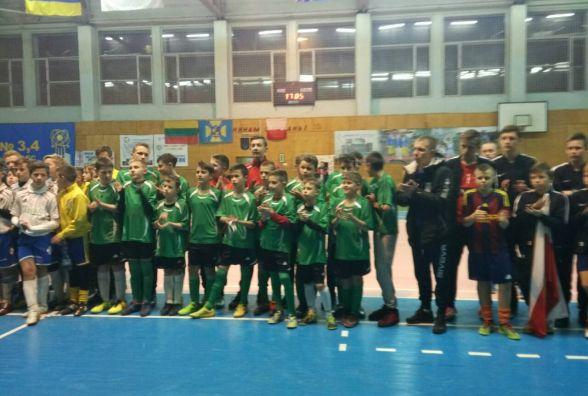 Вихованці ДЮСШ «Полісся» тріумфували на «Кубку федерації»